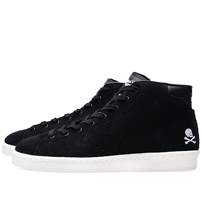 adidas Consortium X Undefeated X Neighborhood Official Mid 80S Black Trainer Size 7 UK yJNfheMZ