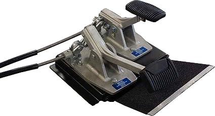 Amazon com: Universal Dual Brake and Gas Set with Platform