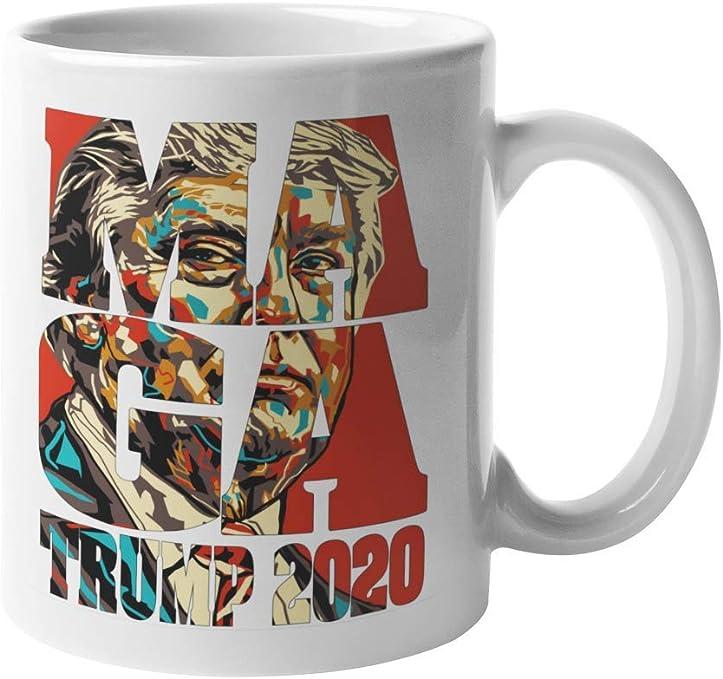 MAGA Make America Great Again President Donald Trump Coffee Mug Cup