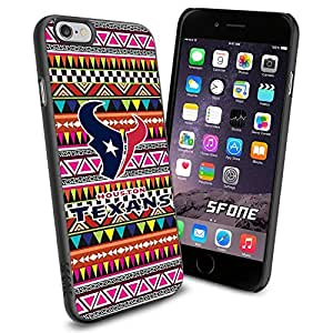 Houston Texans NFL Aztec Logo iPhone 6 Cool Case Cover Protector
