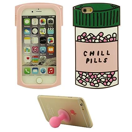 Desconocido Apple iPhone 6S Plus Carcasa Protectora, Chill ...