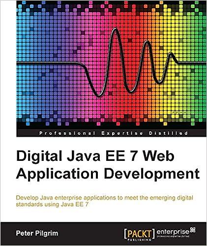 Conceptual pdf java server side programming the foundation