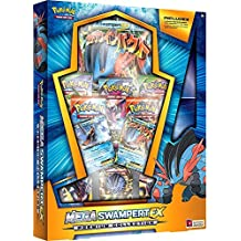 Pokemon: Mega Swampert EX Evolution Premium Collection Box