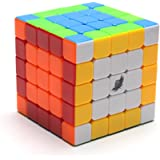 EasyGame-Cyclone Boys EasyGame 6-Color Magic Cube 5X5 Puzzle Speed Cube