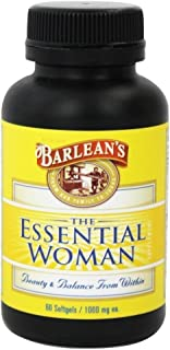 product image for Barleans, Essential Woman - 60 softgels