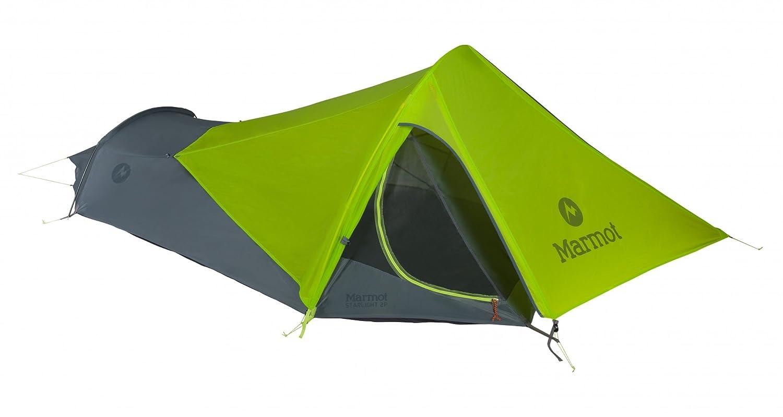 Marmot Starlight 2P Tent Green Lime/Steel 2016 Tunnelzelt