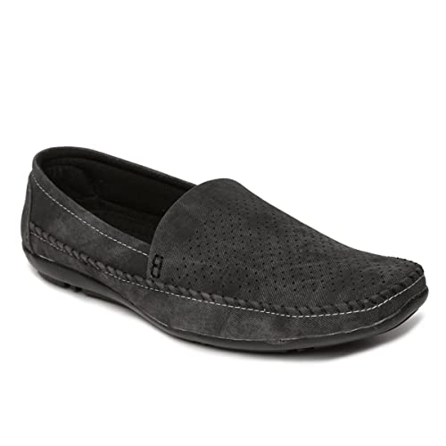 6d59c88bef PARAGON Stimulus Men s Grey Casual Shoes  Buy Online at Low Prices in India  - Amazon.in