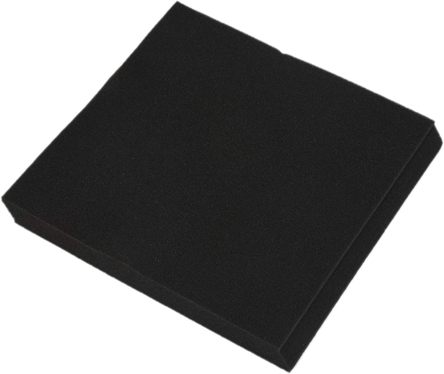 RETTI Paquet de 12 Panneaux Acoustiques en Mousse /éPonge DIng/éNierie Panneaux DInsonorisation 1 Pouce X 12 Pouce X 12 Pouce