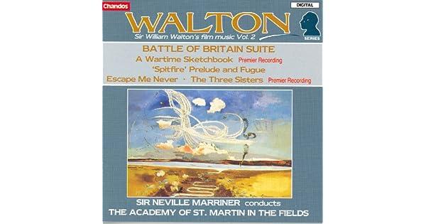 Amazon.com: Walton: Film Music, Vol. 2: Academy of St ...