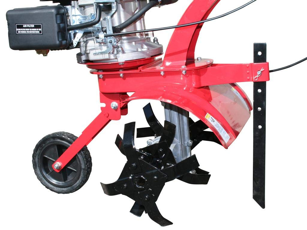 Varan Motors 93021 Motocultor térmico motor 140cc 4.5CV ...