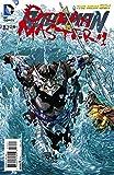 Aquaman #23.2 Ocean Master (3D Cover)