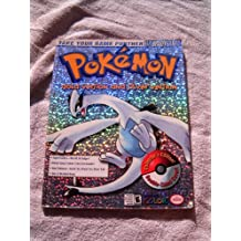 Pokemon Gold and Silver Version - HOLOGRAM COVER - Collectors Edition - Official Trainers Guide ISBN 9780744000054 / 0-7440-0005-X