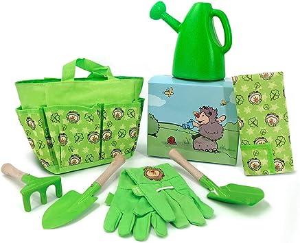 Amazon.com: Jardineer - Juego de jardinería para niños ...