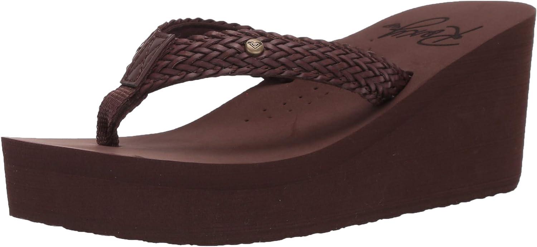 Roxy Womens Womens Mellie Wedge Sandal Wedge Sandal