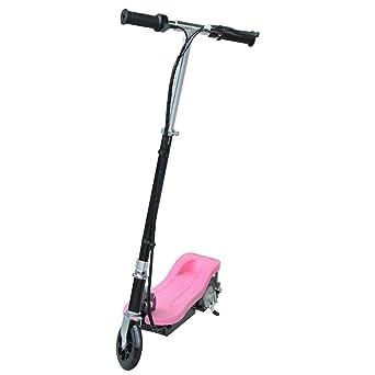 Homcom patinete scooter eléctrico para niños con estructura ...
