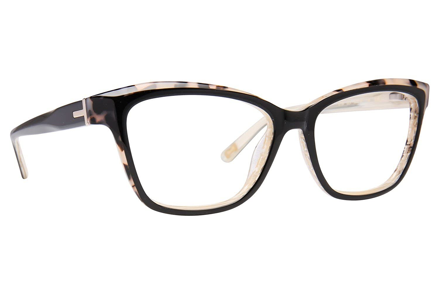 90a1806179 Amazon.com  Ted Baker B738 Womens Eyeglass Frames - Black  Clothing