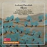 Panufnik: Symphonic Works Vol. 7 [Lukasz Borowicz, Polish Radio Symphony Orchestra] [CPO: 777686-2]