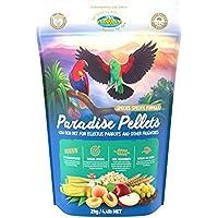 Vetafarm Paradise Pellets Complete Diet Food 2 kg, Large (EVPP2)