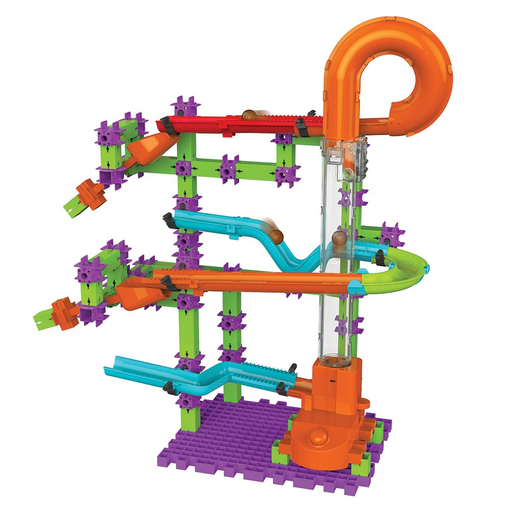The Learning Journey Techno Gears Marble Mania, Catapult (100+ pcs) 266823