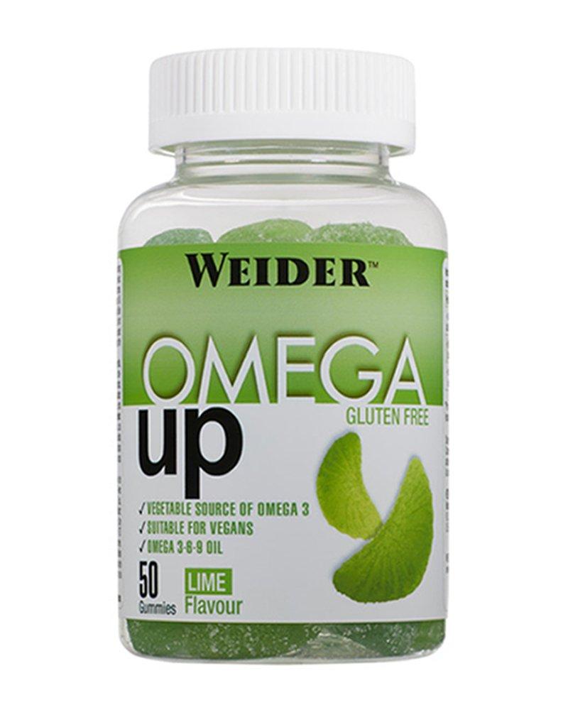 Weider UP Omega Up - 50 gominolas Lima: Amazon.es: Alimentación y bebidas