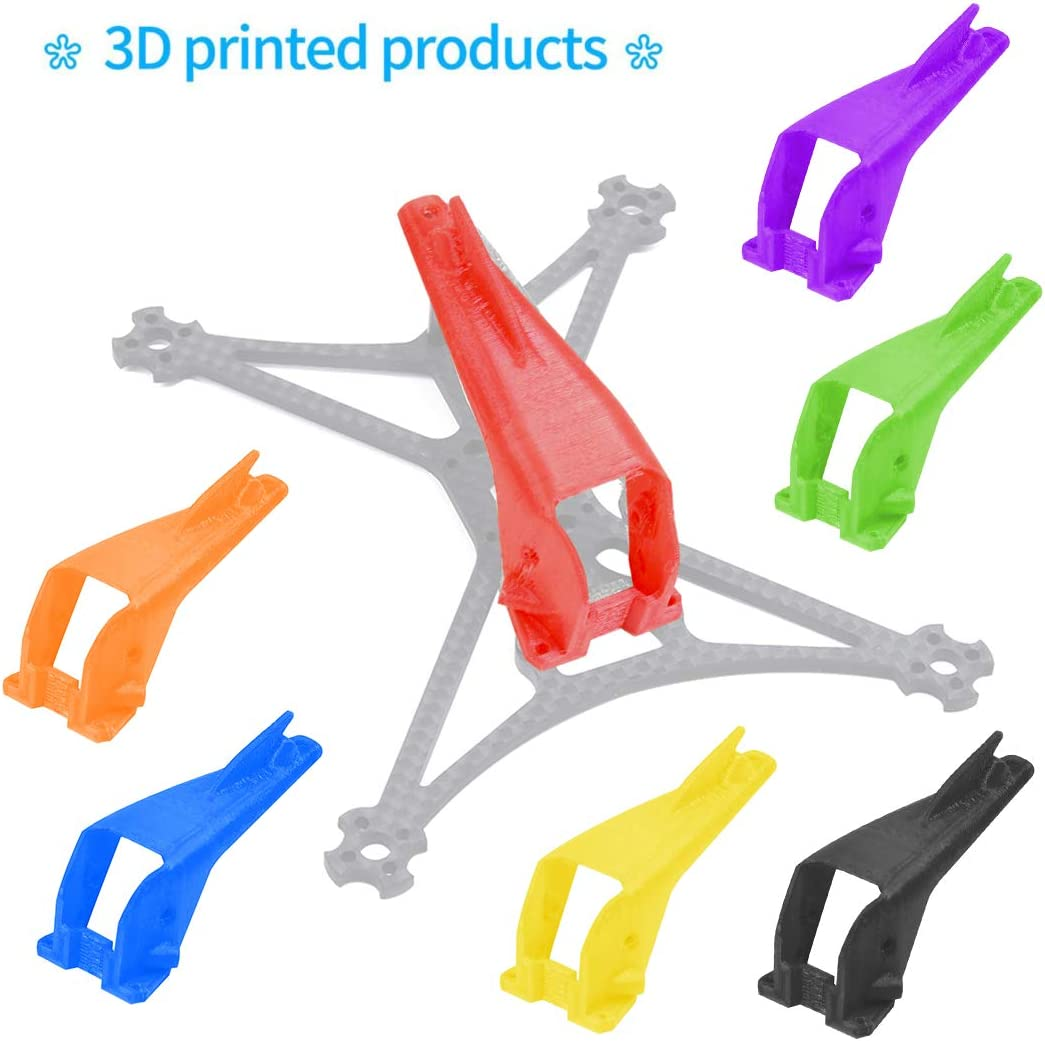 iFlight TurboBee 120RS 136RS Replacement Canopy TPU 3D Print for FPV Racing Drone RC Quadcopter Blue