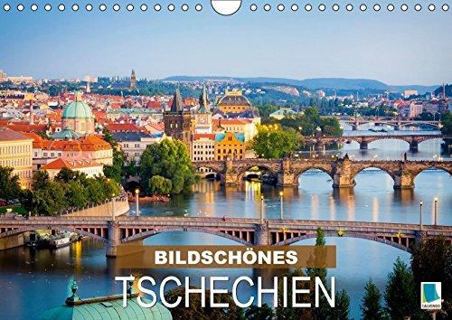 Bildschönes Tschechien (Wandkalender 2018 DIN A4 quer): Tschechiens Geschichte und Gebirge (Monatskalender, 14 Seiten ) (CALVENDO Orte) [Kalender] [Apr 01, 2017] CALVENDO, k.A.