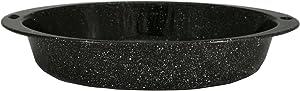Granite Ware 19-Inch by 13-Inch Oval Open Roaster