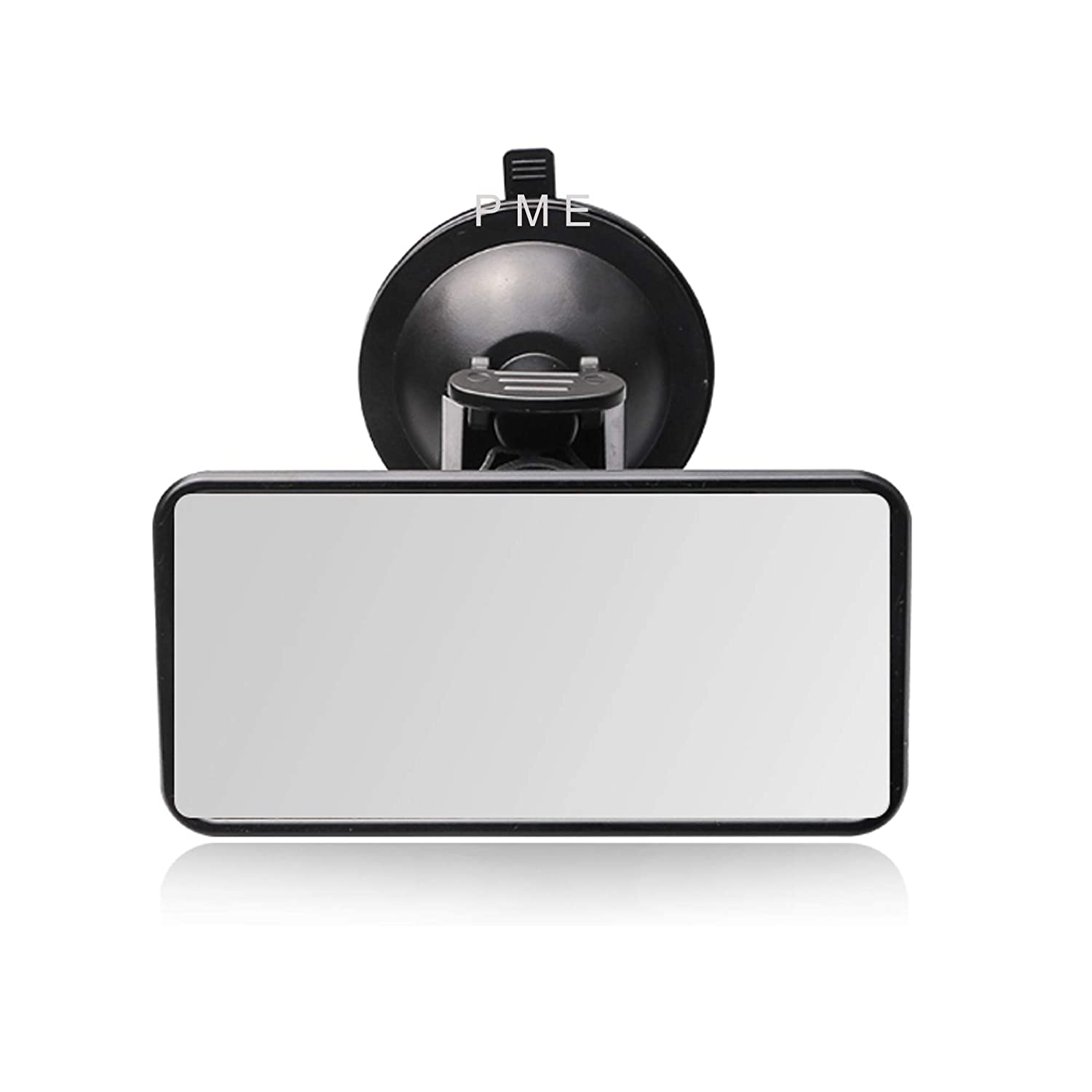 BB Mirror PME Baby Car Mirror Universal Anti-Glare Interior Car Suction Cup Mirror Strong Sucker Rear View Mirror for Baby Infant Child New