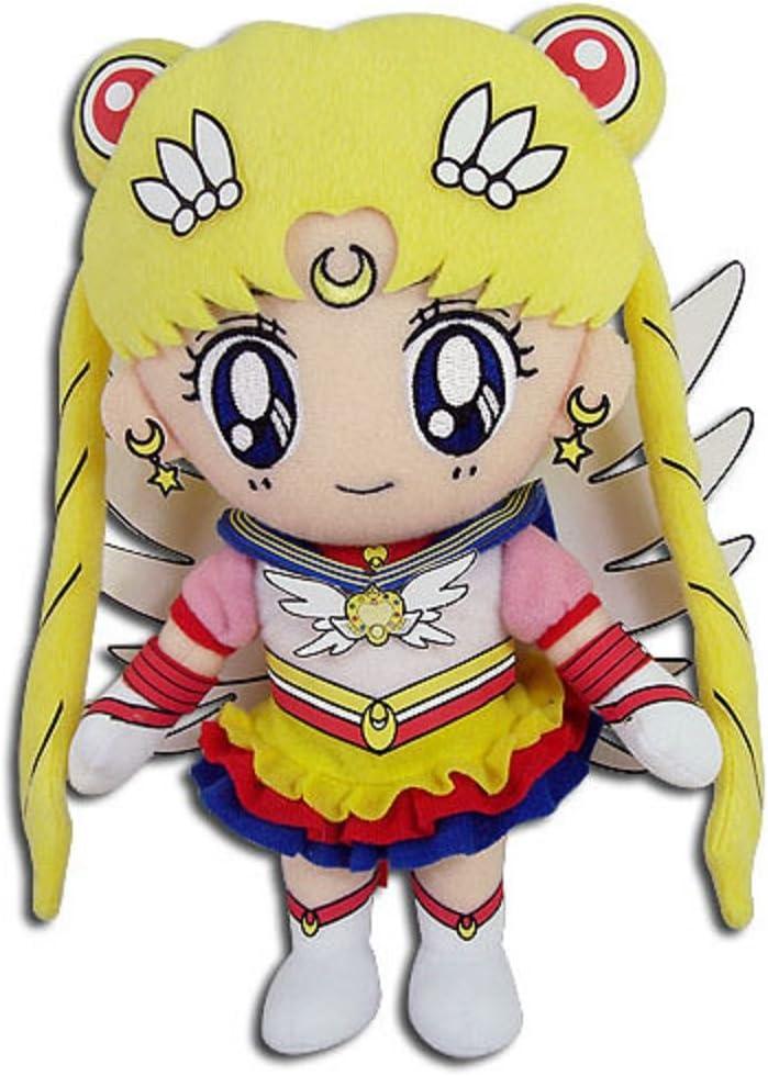Sailor Moon Peluche Guerrera Luna Eternal 20cm: Amazon.es: Juguetes y juegos