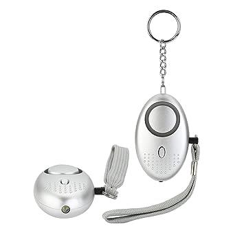 ASTARC Personal Llaves de alarma de autodefensa Alarmas de ...