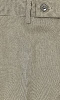 Calvin Klein Men's BODY Flat Front Pant