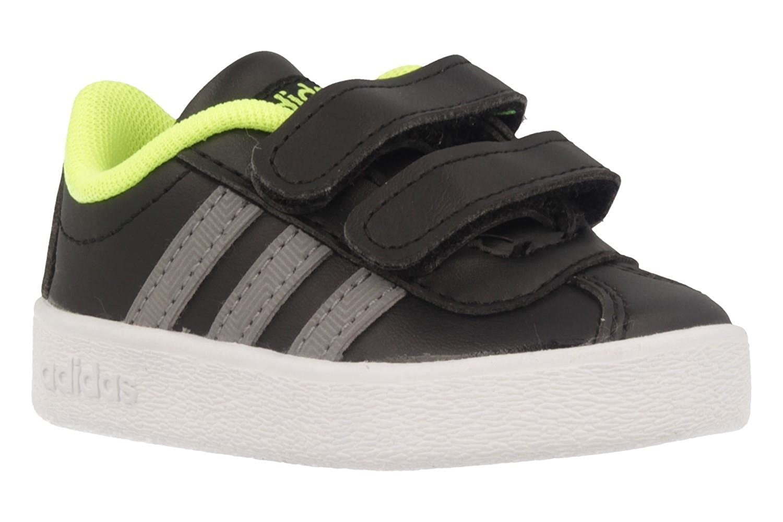 Adidas VL Court 2.0 CMF I, Zapatillas de Estar por casa Unisex bebé DB1840