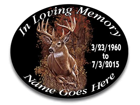 Amazoncom In Loving Memory Custom Printed Vinyl Decal Sticker - Custom printed vinyl decals
