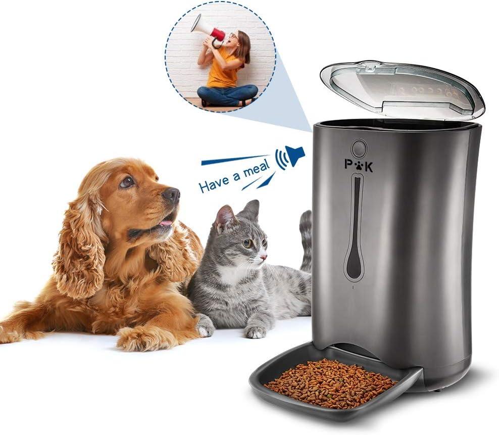 idea regalo distributore cibo cane e gatto
