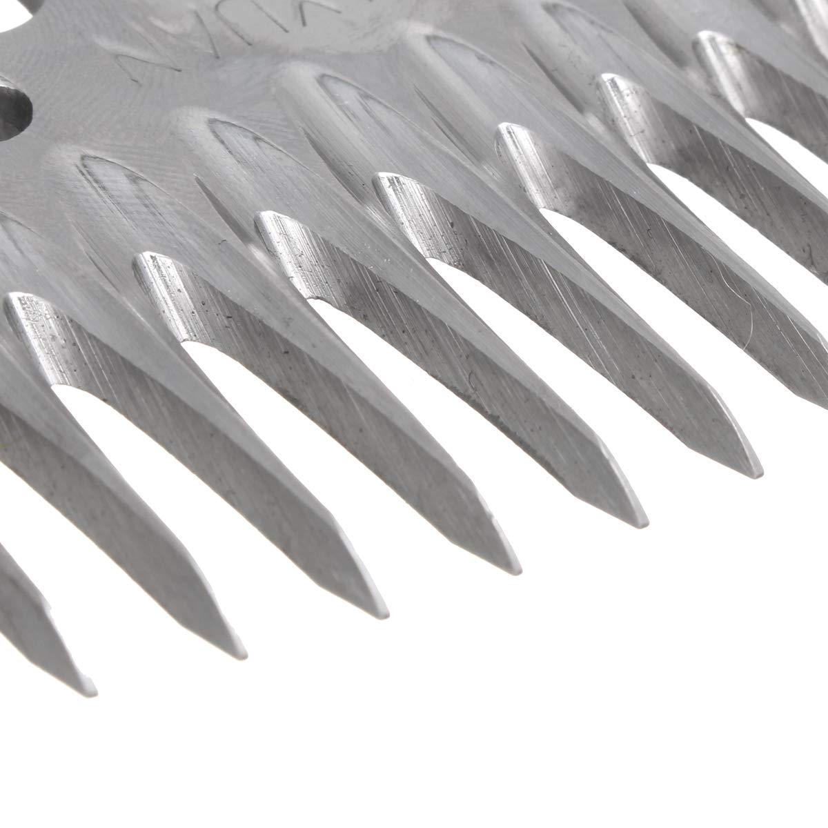 ChaRLes 15pcs 30 45 60 grados GCC corte plotter vinilo cortador cuchilla cuchilla cuchillacuchillacuchillas para cortador Roland: Amazon.es: Industria, empresas y ciencia