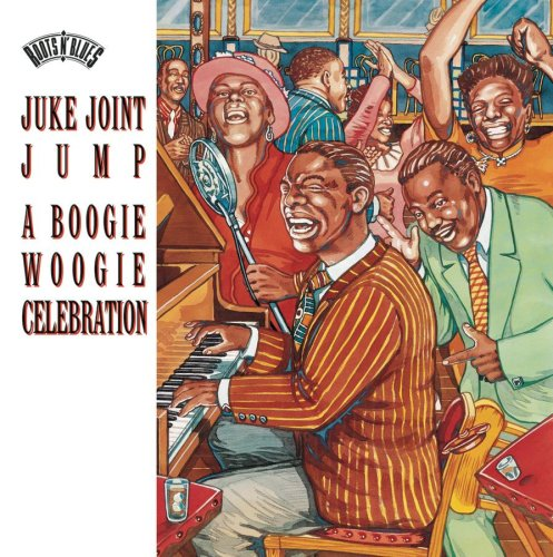Juke Joint Jump: Boogie Woogie Celebration