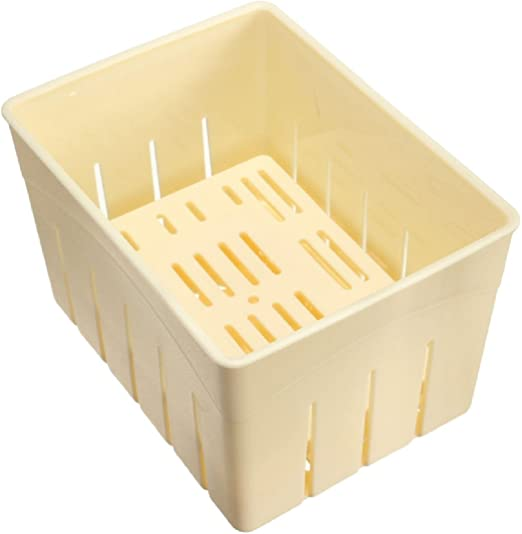 Homemade Tofu press-maker caja de moldeo de plástico fruta de soja Panificadora: Amazon.es: Hogar