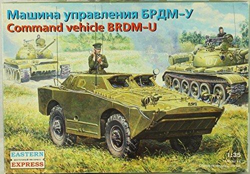 Eastern Express 1 : 35コマンド車両brdm-uプラスチックモデルキット# 35162 B01GLV4T62