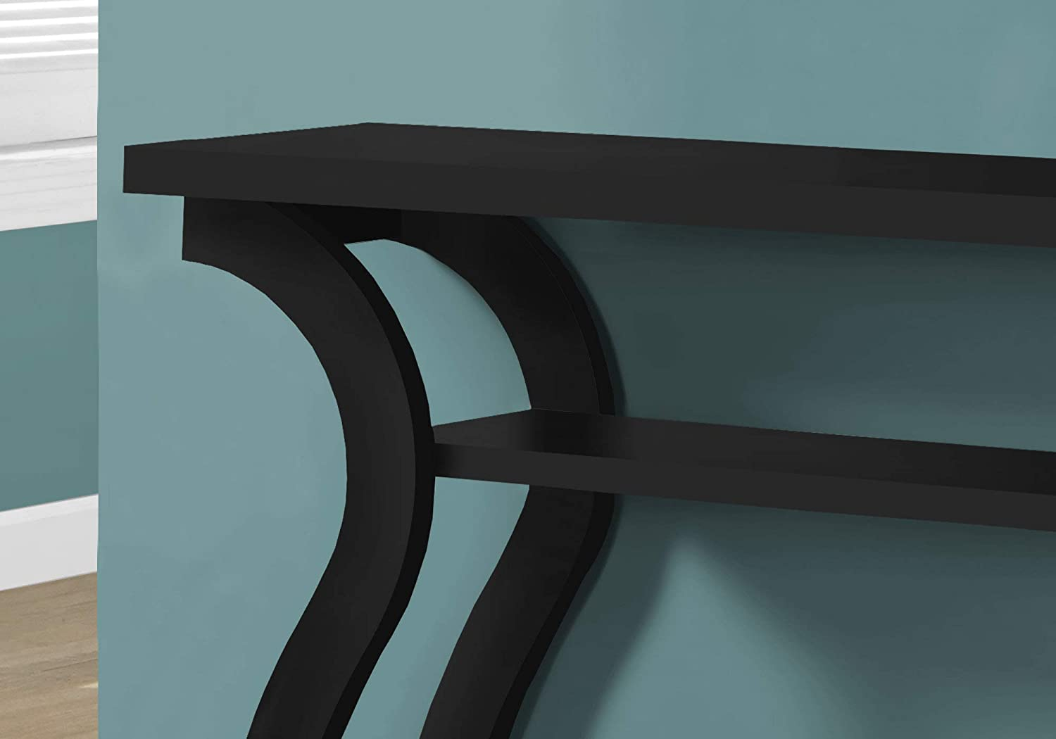 Black Monarch Specialties I 2439 Console Table