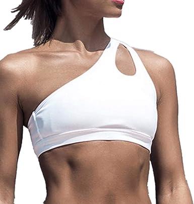 BaZhaHei Chaleco de Mujer Camisetas Moda Mujer Entrenamiento ...
