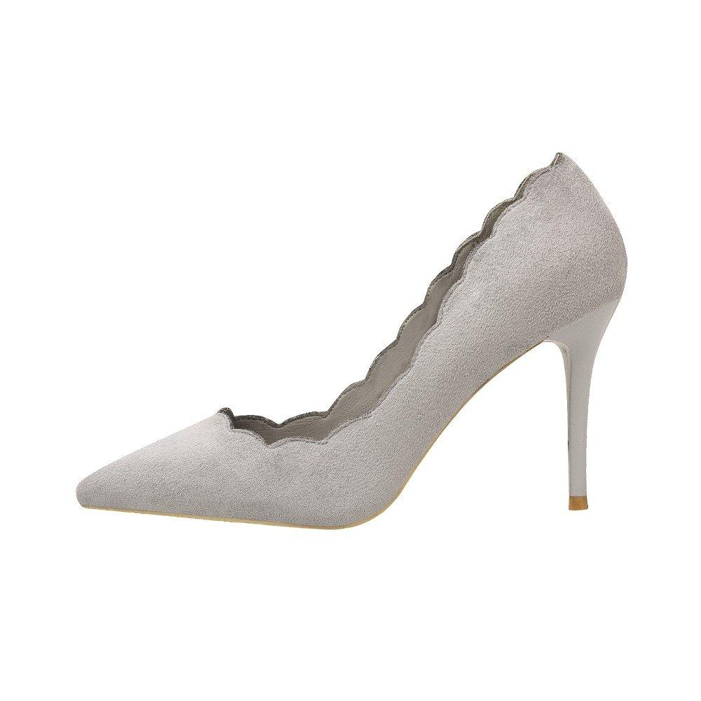 Huoduoduo Damen Pumps Hochhackige Schuhe, Schuhe, Schuhe, Damenschuhe mit Hohen Absätzen und Reine Spitze Schuhe. 2f87e6