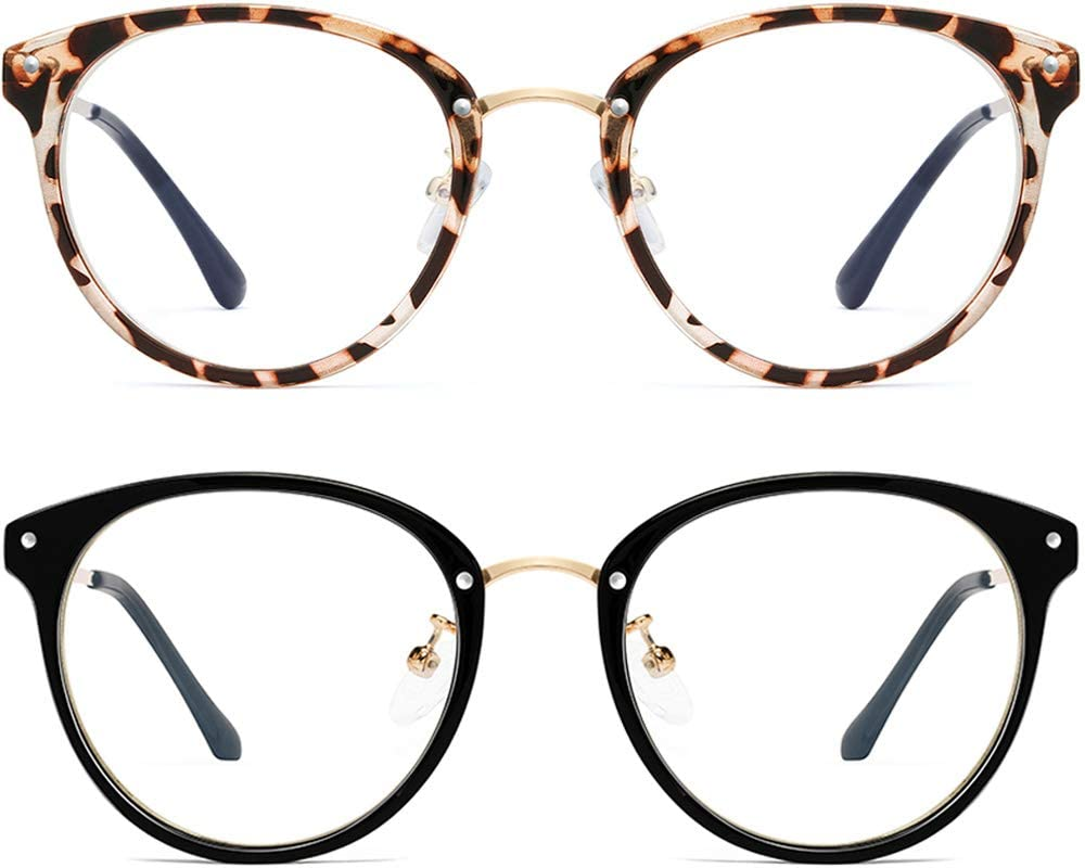 Free Amazon Promo Code 2020 for Retro Round Blue Light Blocking Glasses