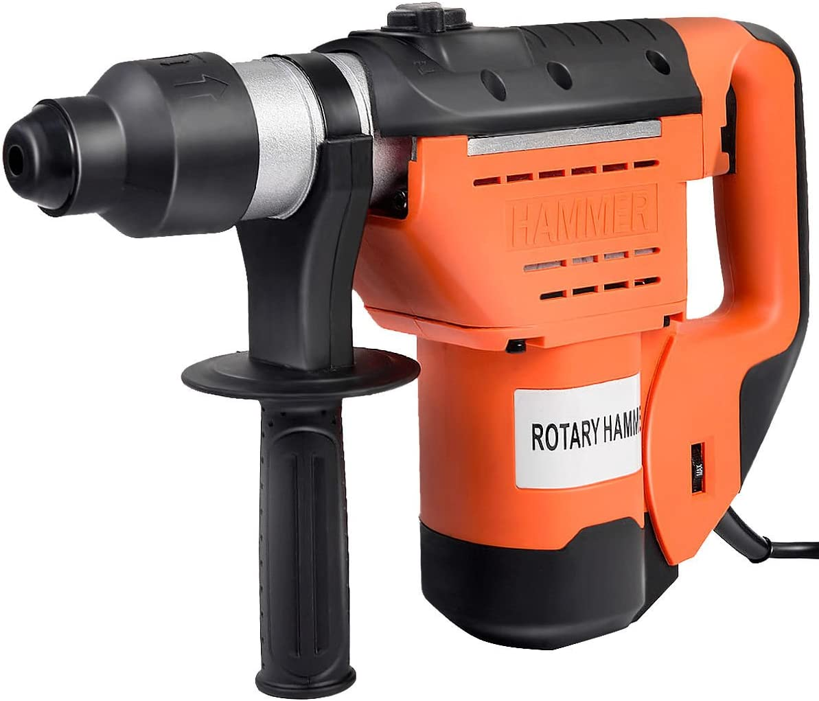 """1-1//2/"""" SDS Electric Rotary Hammer Drill Plus Demolition Variable Speed w//Bits US"""