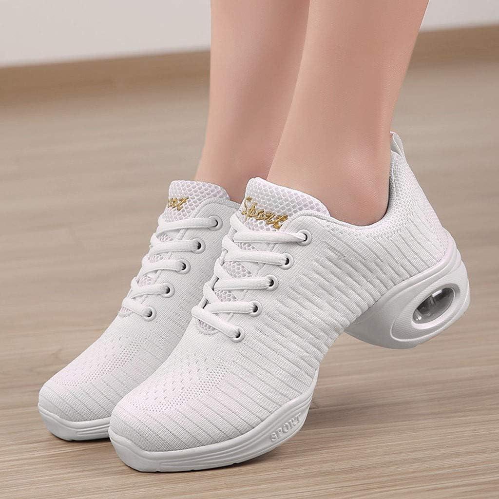 Zottom Chaussures De Danse, Danse Modernes, Jazz, Sport Blanc