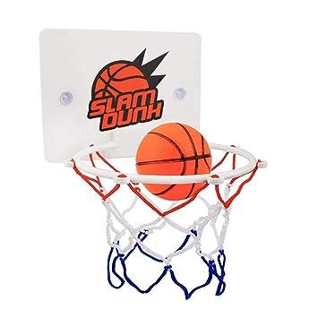 Outtybrave Mini Juego de Baloncesto con Tablero Dentro de Mini Aro ...
