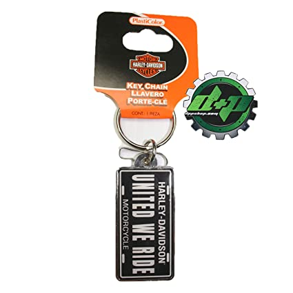 Amazon.com: Diesel Power Plus Harley Davidson Key Chain ...