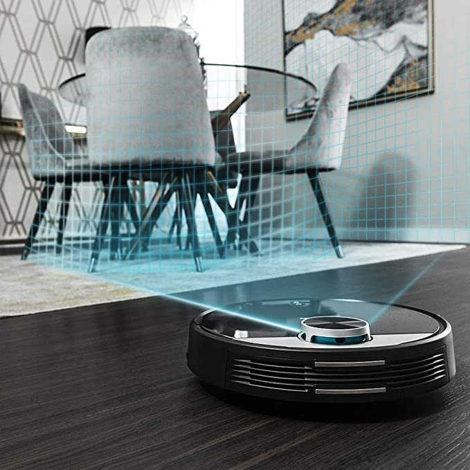 Cecotec Robot Aspirador Conga Serie 3290 Titanium. 2300 Pa ...