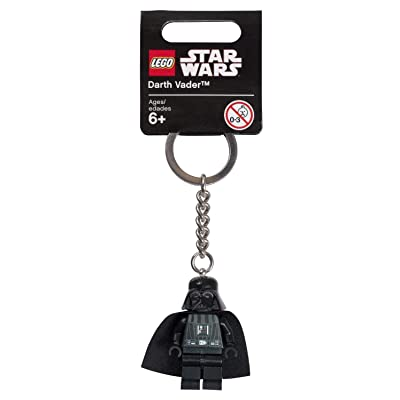 Lego Key Chain Star Wars Darth Vader: Toys & Games