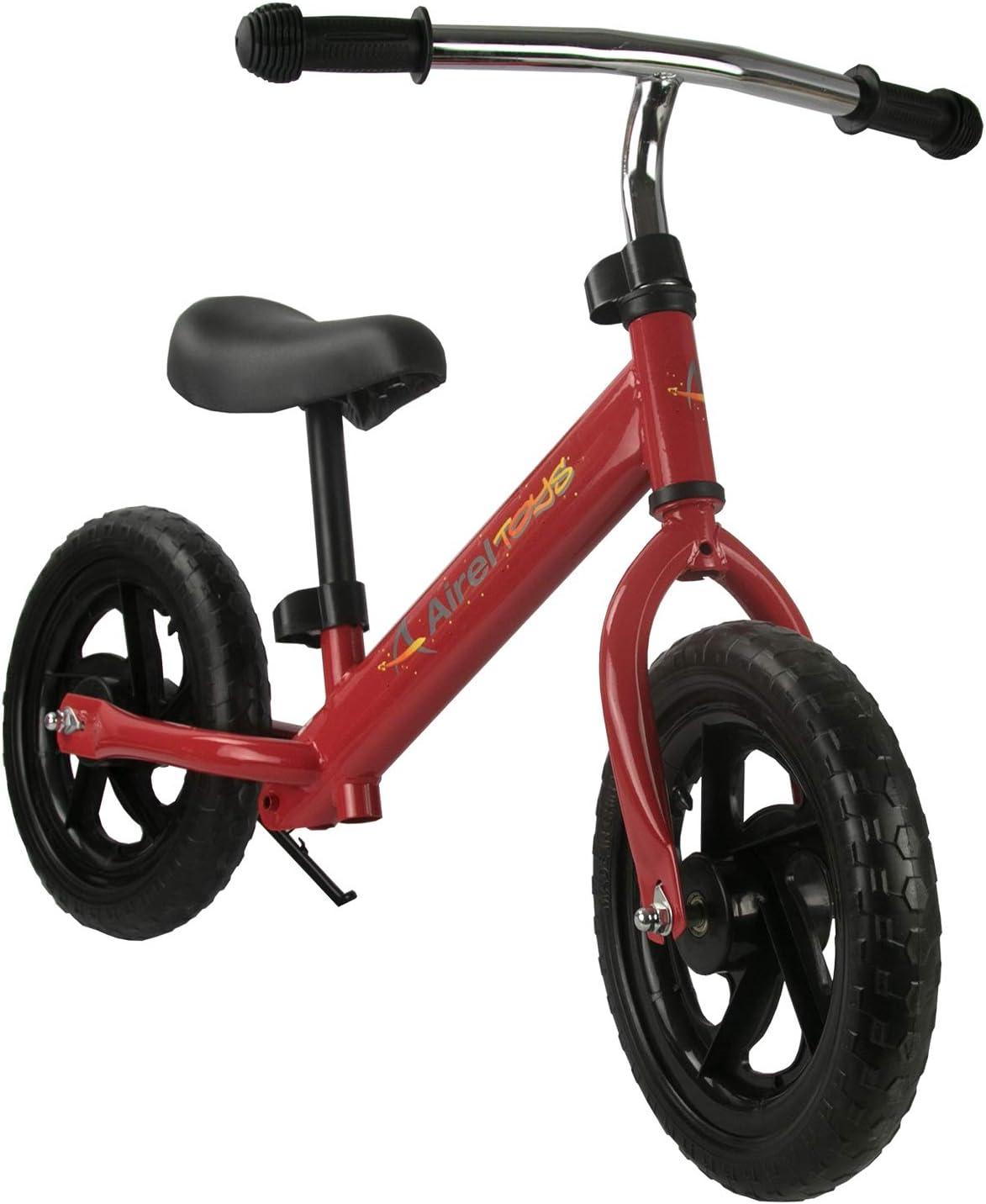 Airel Bicicleta Equilibrio para Niños | Bicicleta Sin Pedales | Bicicleta Sin Pedales Infantil | Manillar y Asiento Regulables | De 2 a 6 años