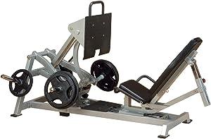 Body-Solid LVLP Leverage Horizontal Leg Press
